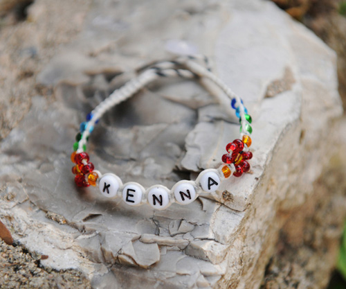 Personalized Name Bracelets Make Great Gifts